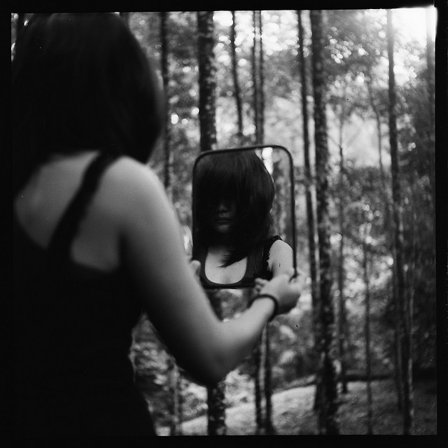 Girl-in-Mirror