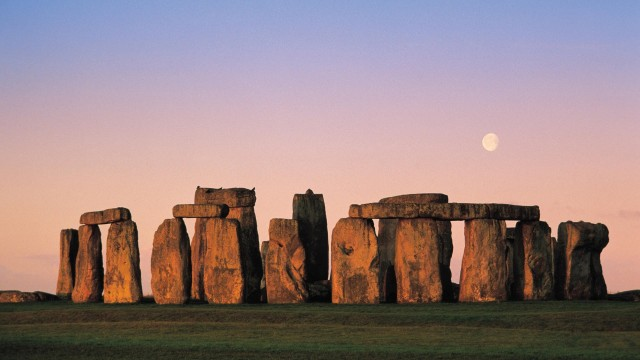 -Sunset-England-Stonehenge-Fresh-New-Hd-Wallpaper--
