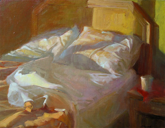 UnmadeBed