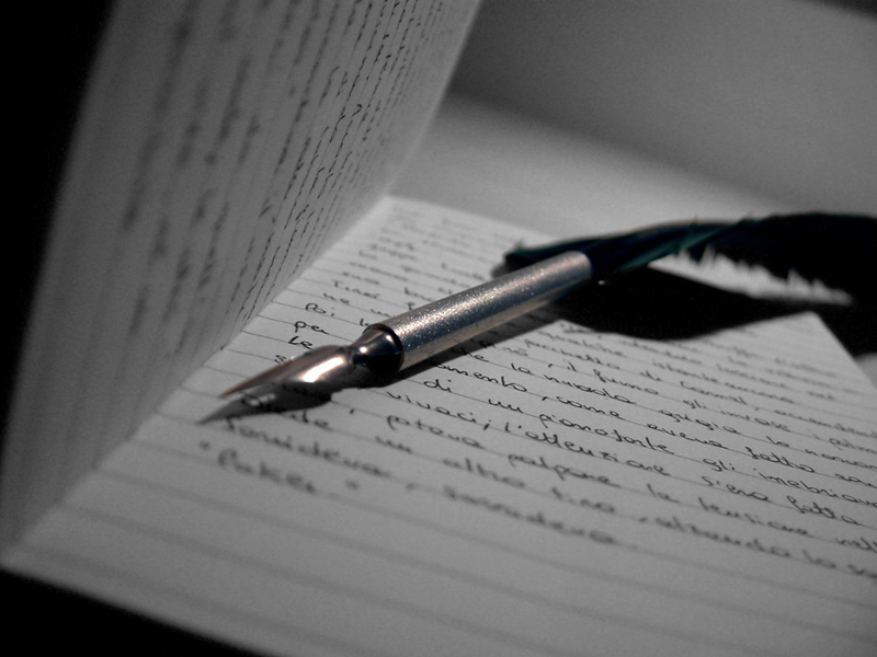 black_and_white_writing