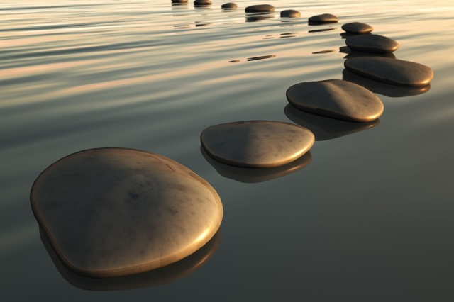 -stepping-stones